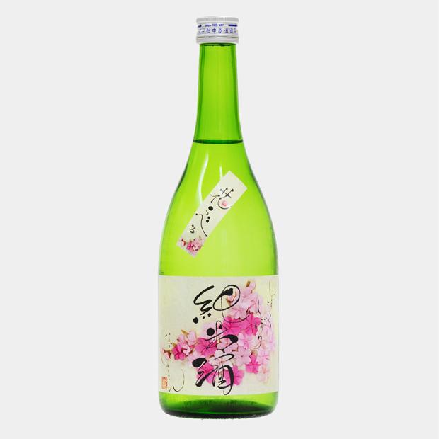 花らべる純米酒しずくしぼり 720mL
