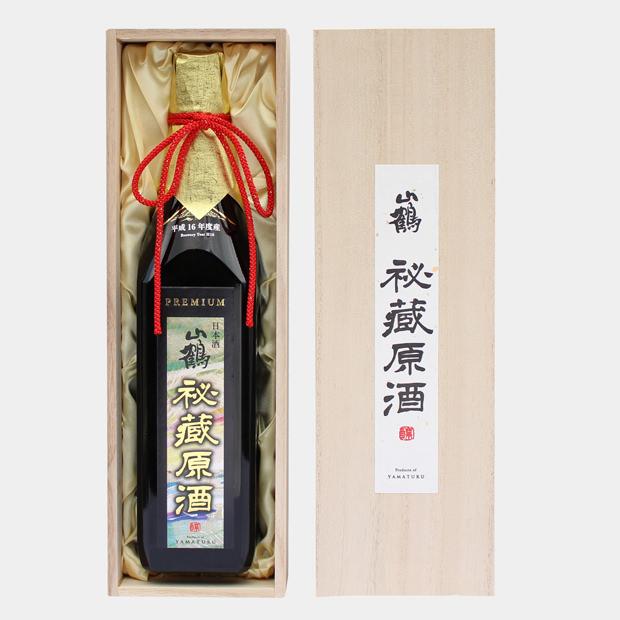 16BY純米大吟醸 秘蔵酒 720mL
