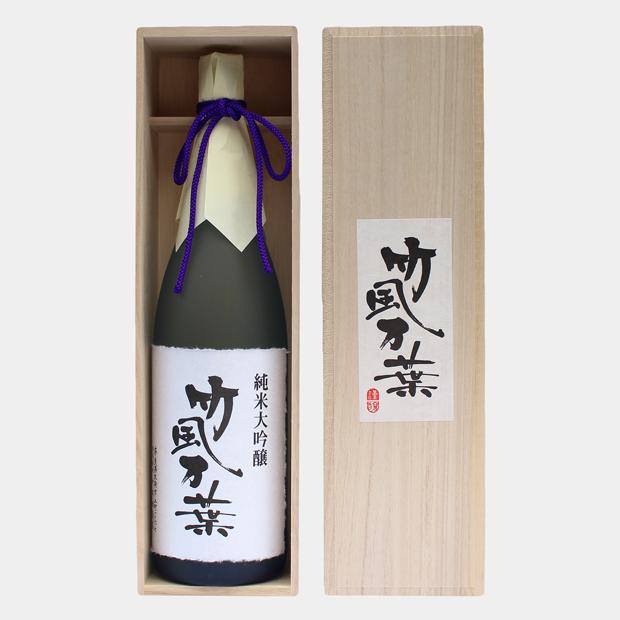 竹風万葉純米大吟醸 720mL/1.8L