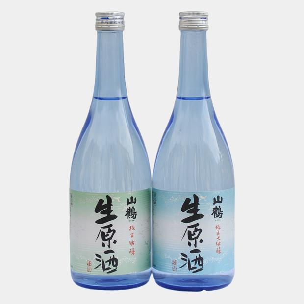 生原酒-40 720mL×2本セット