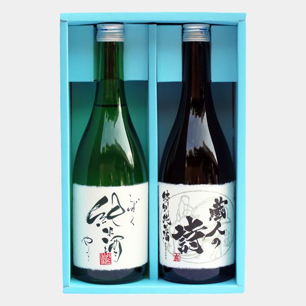 特別純米酒・純米酒 詰め合わせ 720mL×2本セット