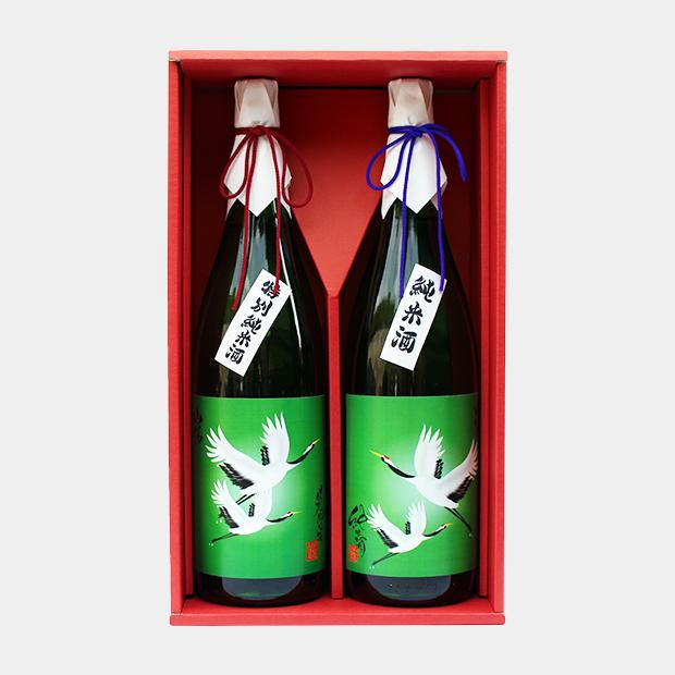 特別純米酒・純米酒詰め合わせ(NS-50)