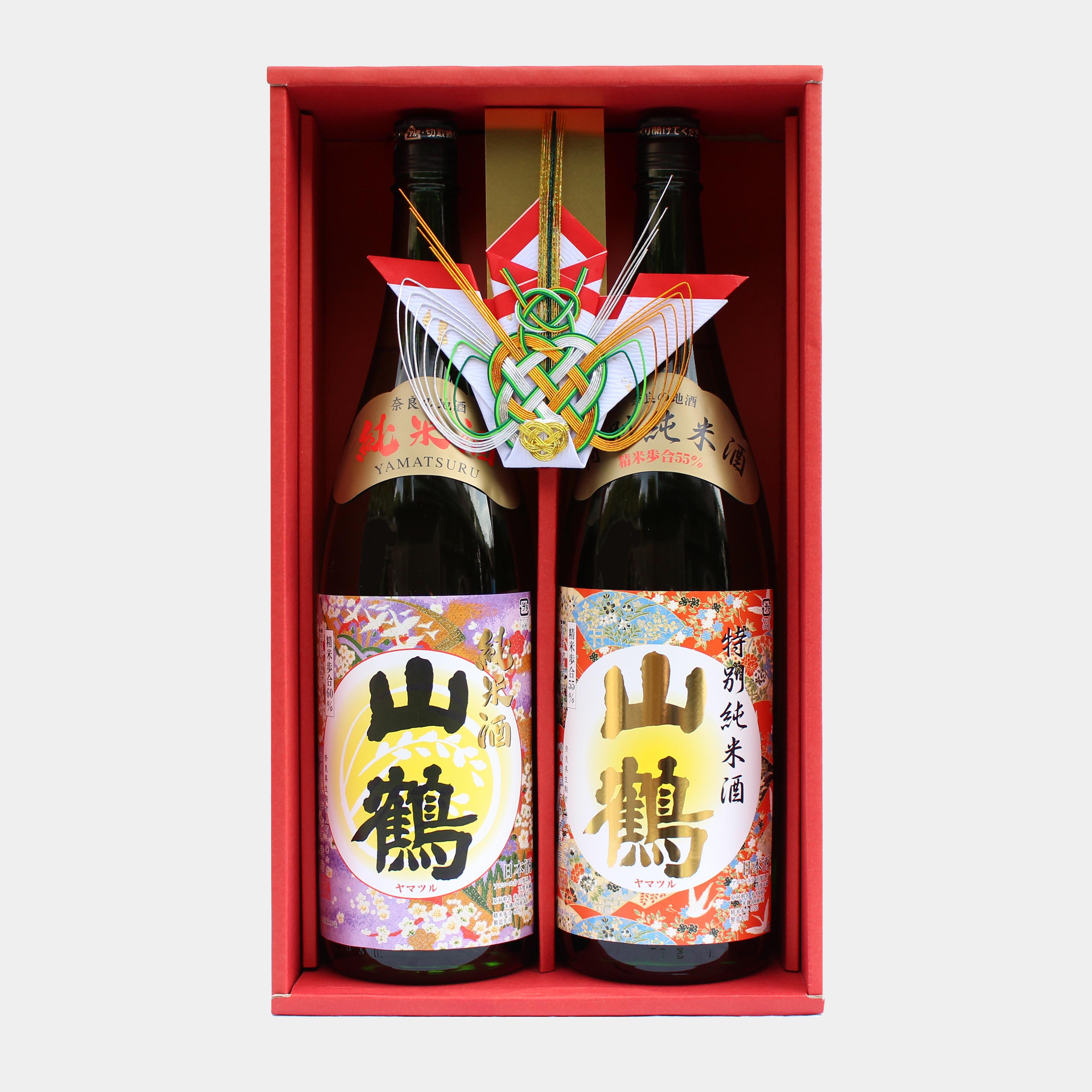 特別純米酒・純米酒厳選ギフト(NS-50)