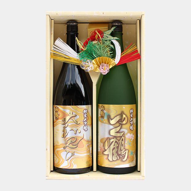 純米大吟醸 厳選ギフト(NS-100)