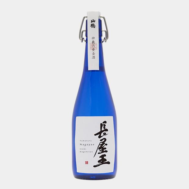 神龜乃黄金酒「長屋王」720mL