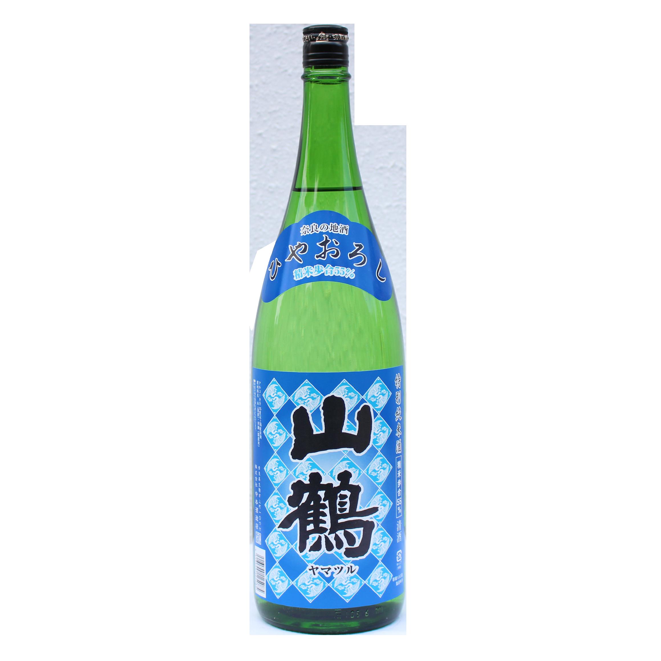 特別純米酒ひやおろし(9月〜11月) 1.8L