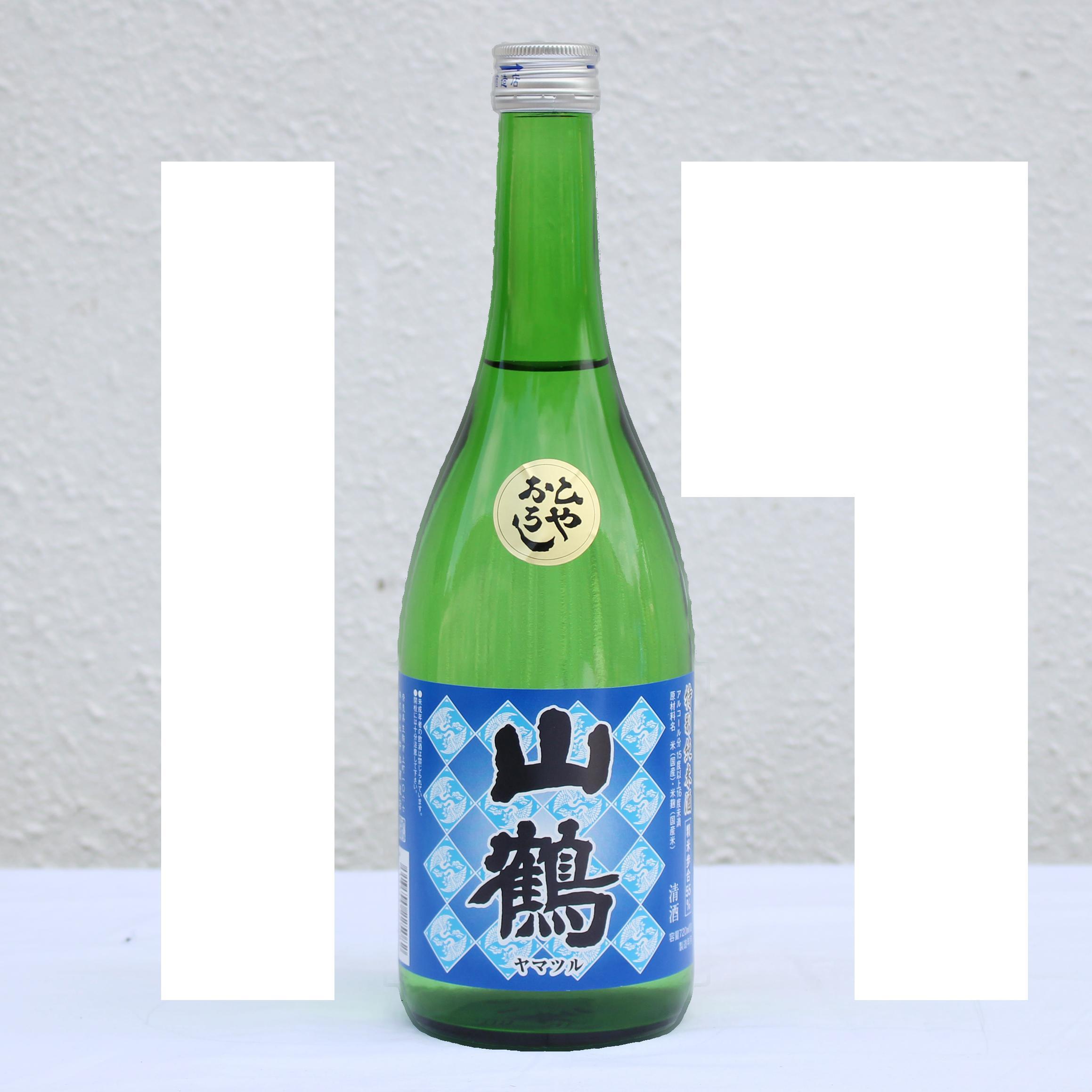 特別純米酒ひやおろし(9月〜11月) 720ml